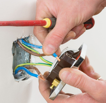 Electrical Services by Trained Electricians in Burnham on Sea, Weston Super Mare and Bridgwater