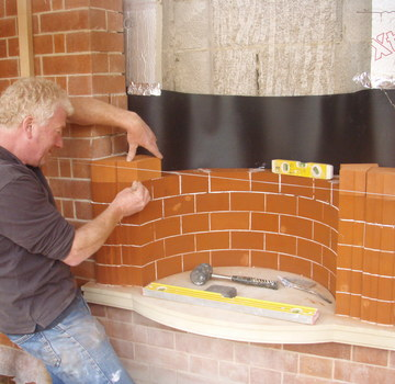 Brickwork, Wall and Brick Installation and Design
