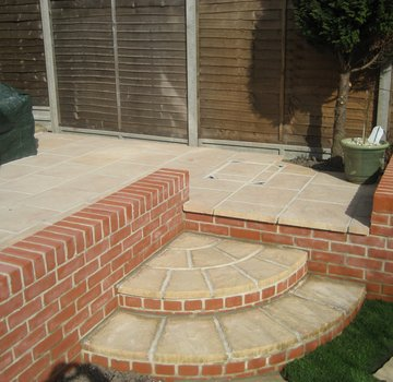 Wall Build and Walling Services in Burnham on Sea, Weston Super Mare and Bridgwater