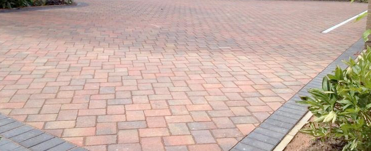 Driveway and Block Paving Installation