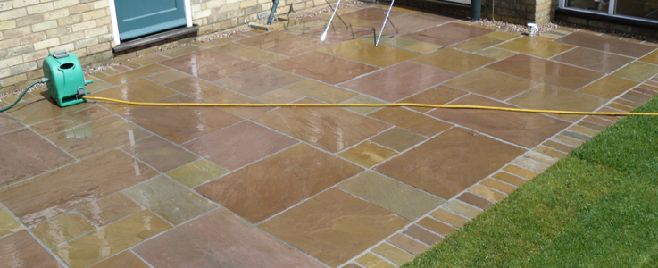 Patio, Walling and Paving Design and Installation