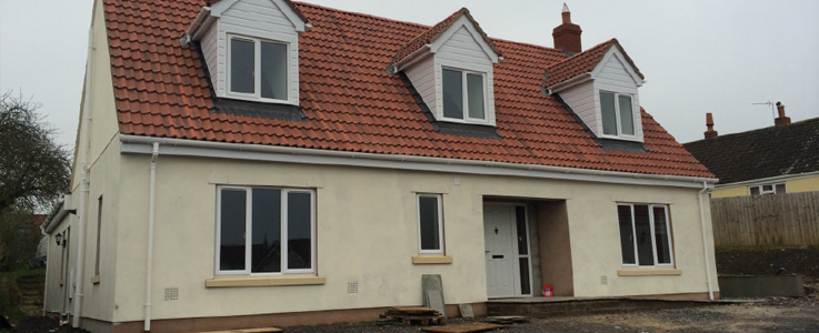 House Building, Construction and Building Contractors in Burnham on Sea, Weston Super Mare and Bridg
