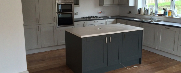 Kitchen Design, Fitting and Installation