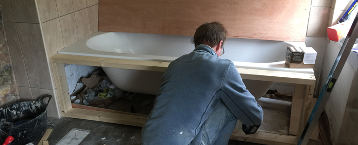 Bathroom Fitting Installation Burnham Maintenance And Handyman
