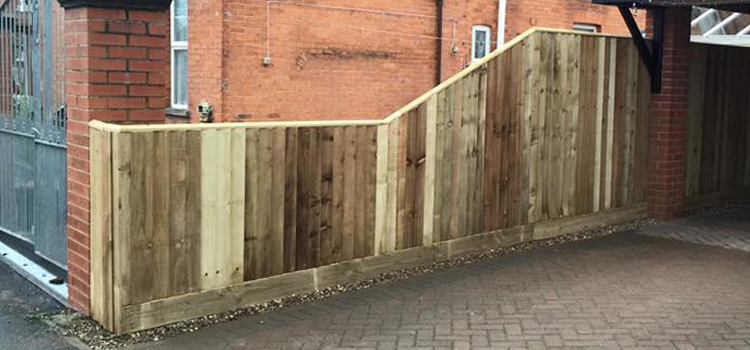Projects Fencing Burnham Maintenance