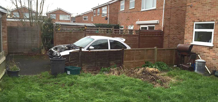 Fence Replacement - Burnham on Sea