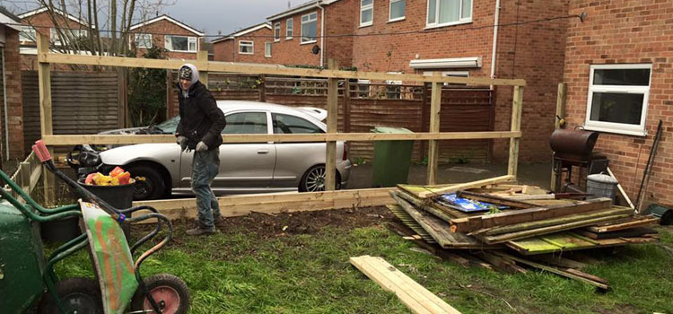 Fence Replacement - Bridgwater