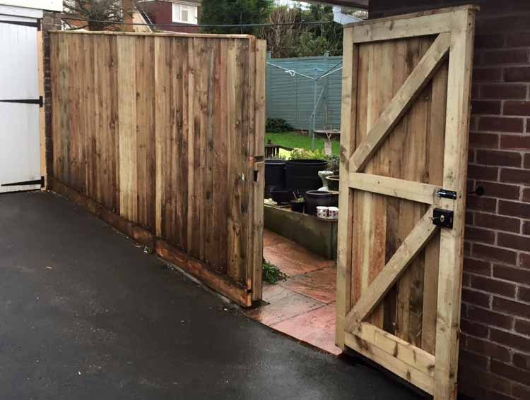 Fencing Installation - Bridgwater